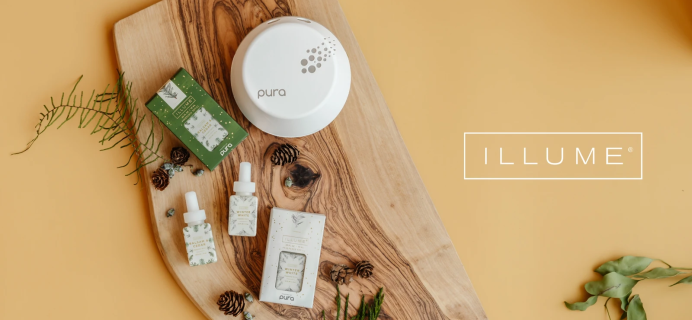 Pura Launches Seasonal Fragrance Collection: Illume Holiday Scents Are Here!