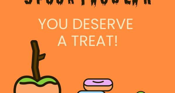 Bookroo Halloween Sale: Get 50% Off First Box!