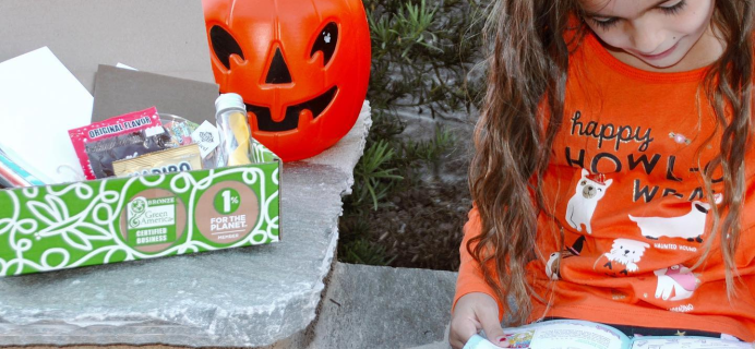 Green Kid Crafts Halloween Sale: Get 15% Off on Halloween Boxes!