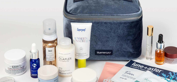 Blue Mercury The Expert Edit Set: 15 Beauty Experts Approved Products Worth $500 + Full Spoilers!