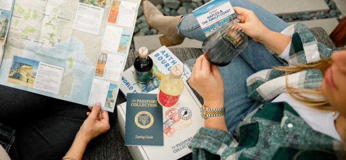 In Good Taste Launches The Passport Collection: Travel to Italy and France Through Wines!