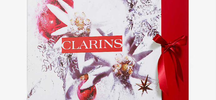 2021 Clarins 24 Day Advent Calendar: 24 Bestsellers and Fan Favorite Products + Full Spoilers!