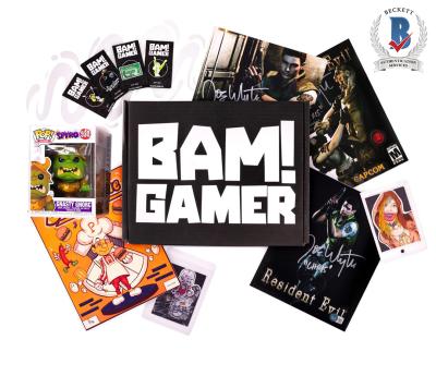 The BAM! Gamer Box November 2021 Franchise Spoilers!