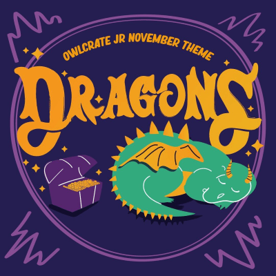 OwlCrate Jr. November 2021 Theme Spoilers + Coupon!