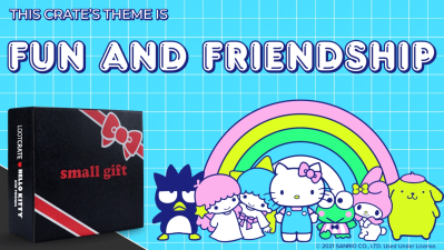 Hello Kitty and Friends December 2021 Theme Spoilers + Coupon!