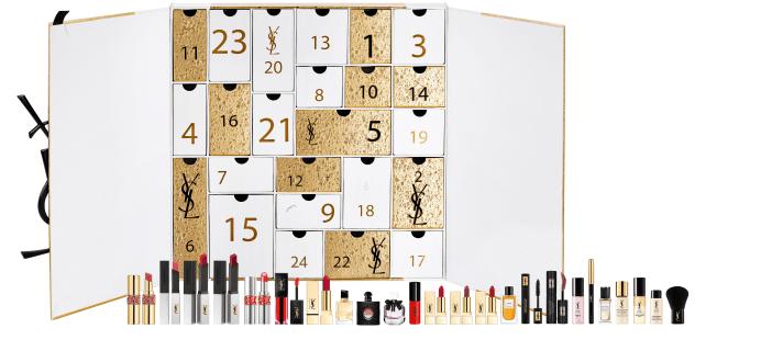 YSL Advent Calendar 2021: Mini and Full Size YSL Bestsellers + Full Spoilers!