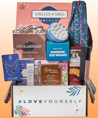 SinglesSwag Flash Sale: Save 50% on November Box!