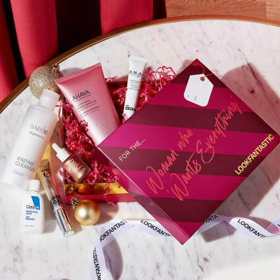 Look Fantastic Gift House Proud Limited Edition Box: 7 Luxury Home and Personal Care Products!