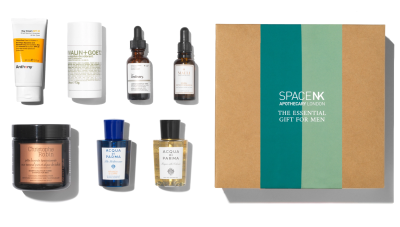 Space NK Essential Gift For Men Volume 3 Limited Edition Box: 7 Daily Grooming Essentials!