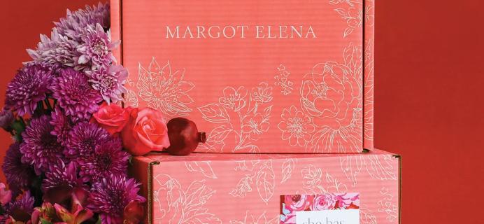 Margot Elena Discovery Box Winter 2021 Spoiler #2!