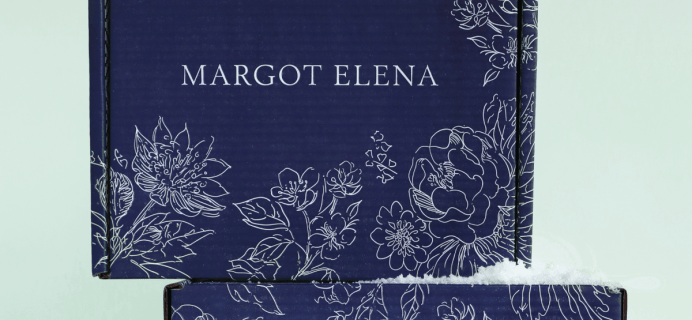 Margot Elena Spring 2022 Discovery Box Available Now
