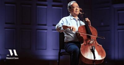 MasterClass Yo-Yo Ma: Learn How To Develop Deeper Appreciation for Music!