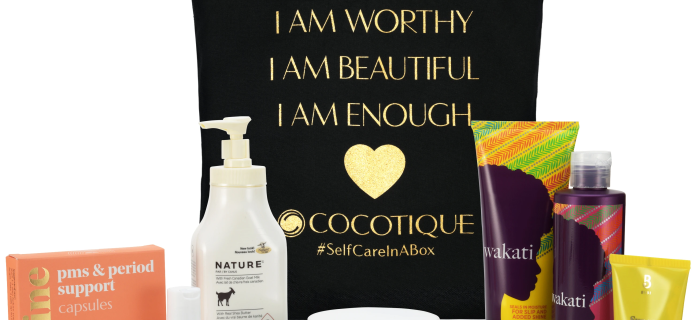 Cocotique October 2021 Full Spoilers + Coupon!
