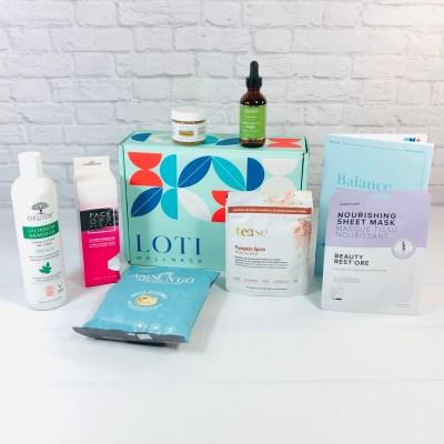 Loti Wellness Box Review + Coupon – BALANCE