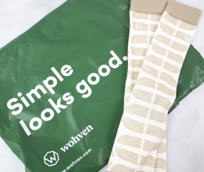 Wohven Socks Subscription Review + Coupon – September 2021