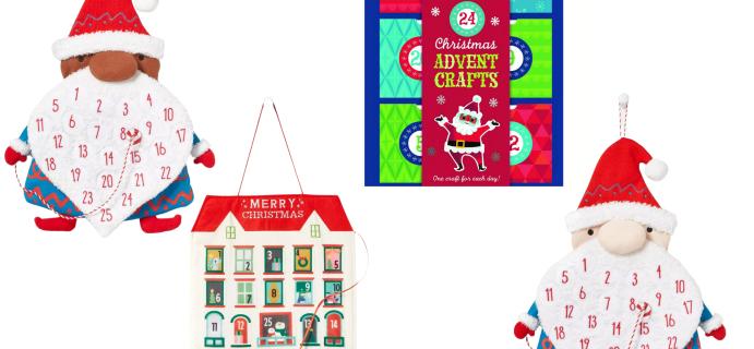 2021 Target Wondershop Advent Calendars: Project Dream, Gnomes, & Hanging House!